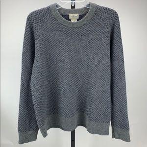 L.L. Bean Crew Neck Sweater Size Large